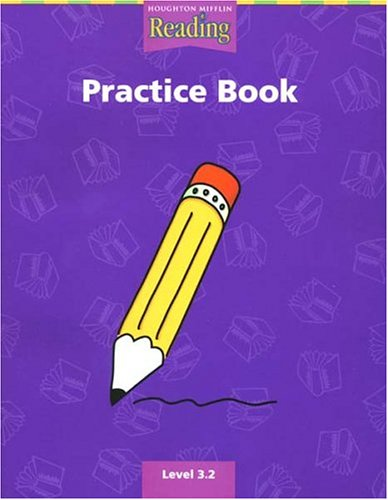9780618064540: Houghton Mifflin Reading: Practice Book, Level 3.2