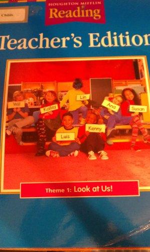 Theme 1: Look at Us! (Teacher's Edition): Houghton Mifflin