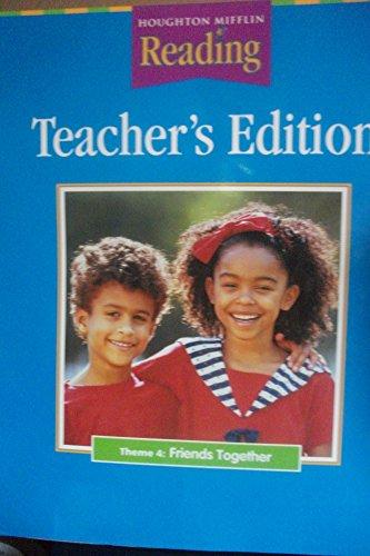 HOUGHTON MIFFLIN READING K, TEACHER'S EDITION, THEME