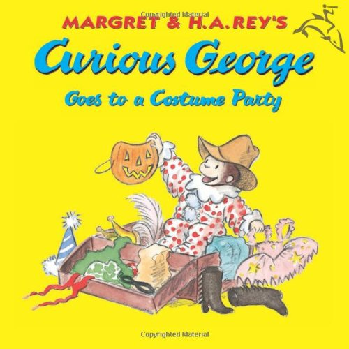 9780618065646: Curious George Goes to a Costume Party