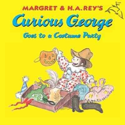 9780618065769: Curious George Goes to a Costume Party