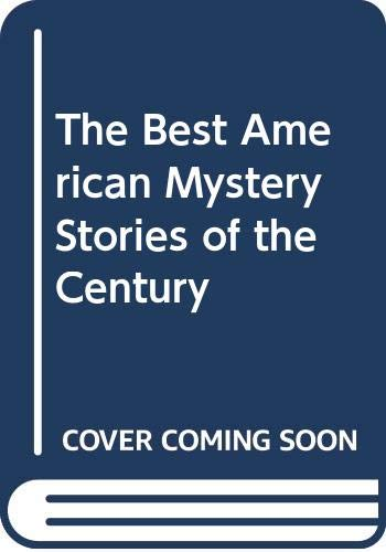 9780618065950: The Best American Mystery Stories of the Century