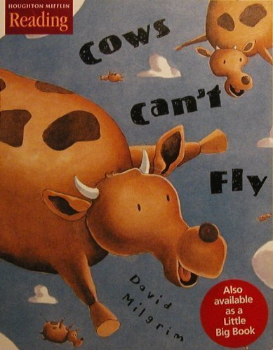 9780618067060: Houghton Mifflin Reading: The Nation's Choice: Little Big Book Theme 1  Grade 2 Cow's Can't Fly