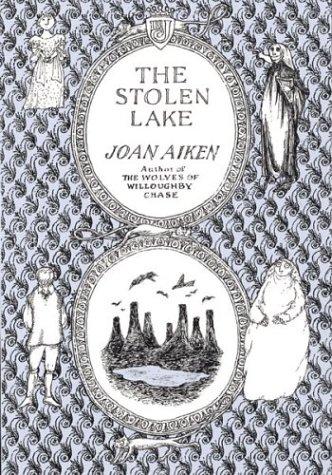 9780618070206: The Stolen Lake