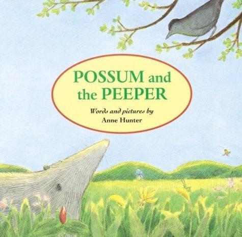 9780618070305: Possum and the Peeper