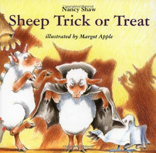 9780618070350: Sheep Trick or Treat