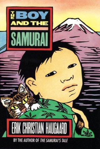 9780618070398: The Boy and the Samurai