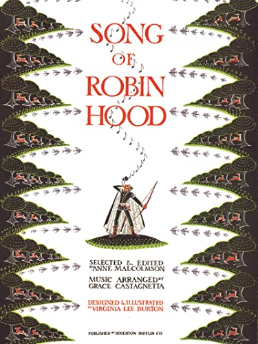 9780618071869: The Song of Robin Hood