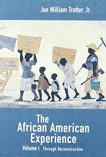 9780618071968: 1: The African American Experience, Volume I