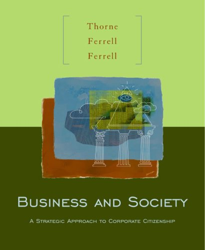 9780618072163: Business And Society