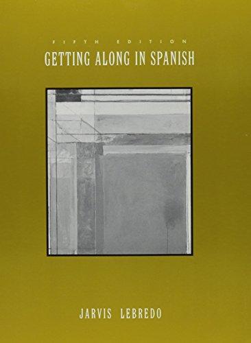 9780618073269: Basic Spanish Grammar