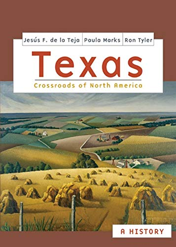 9780618073610: Texas: Crossroads of North America