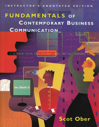 9780618073757: FUNDAMENTALS OF CONTEMPORARY BUSINESS COMMUNICATION