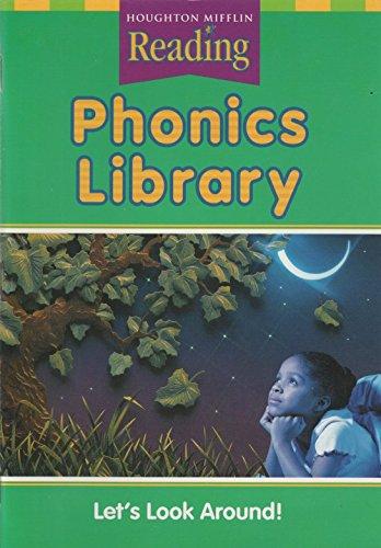 9780618074945: Houghton Mifflin Reading: Phonics Library Lv 1 Thm 3 (Houghton Mifflin Reading: A Legacy of Literacy)