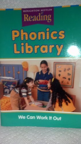 9780618074983: Houghton Mifflin Reading: Phonics Library Lv 1 Thm 7 (Hm Reading 2001 2003)