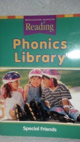 9780618075003: Houghton Mifflin Reading: Phonics Library Lv 1 Thm 9 (Hm Reading 2001 2003)