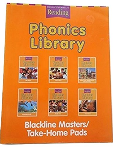 9780618075027: Houghton Mifflin Reading: Phonics Library Lv 2 Thm 1