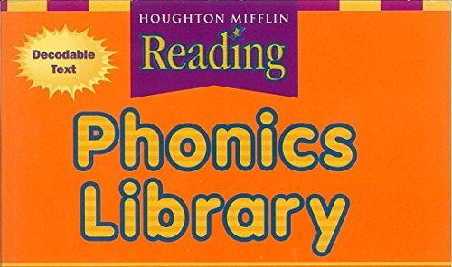 9780618075065: Houghton Mifflin Reading: Phonics Library Lv 2 Thm 5