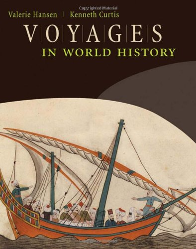 9780618077205: Voyages in World History (Available Titles CourseMate)