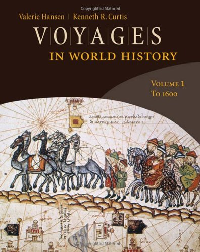 9780618077236: Voyages in World History, Volume 1 (Available Titles CourseMate)