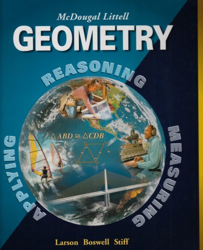 9780618077267: Geometry Teacher's Edition