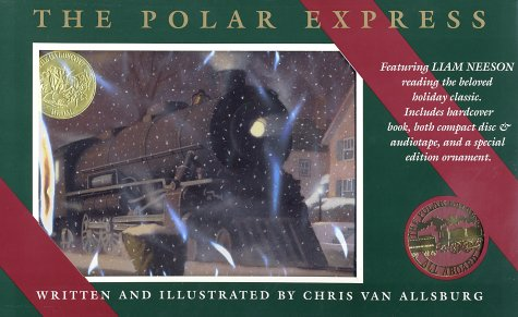 9780618077366: The Polar Express Deluxe Gift Package