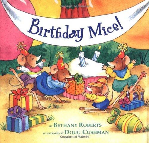 9780618077724: Birthday Mice!