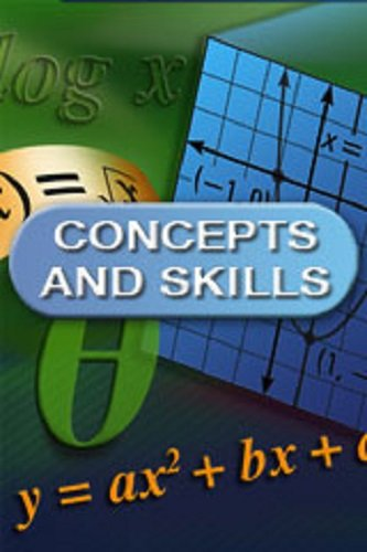 9780618078578: Algebra 1: Concepts and Skills: Resource Book Chapter 7