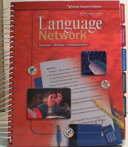 9780618079902: Language Network Grade 9 Florida Teachers Edition