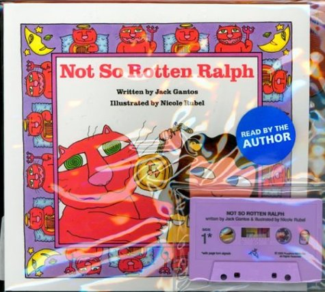 9780618081264: Not So Rotten Ralph Book & Cassette