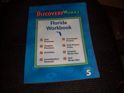 9780618081707: Houghton Mifflin Science Discover Works: Florida Workbook - Grade 5 (Houghton Mifflin Science Discovery Works)
