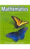 9780618081776: Houghton Mifflin Mathmatics California: Student Edition Level 3 2002