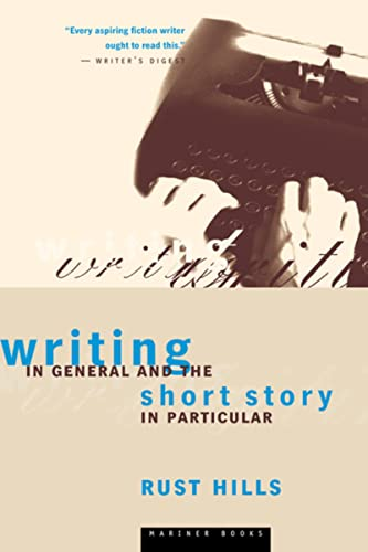 9780618082346: Writing in General and the Short Story in Particular