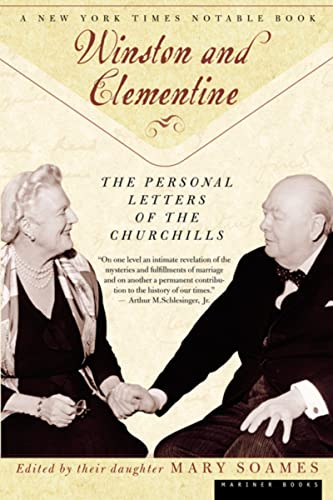 9780618082513: Winston and Clementine: The Personal Letters of the Churchills