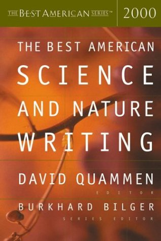 9780618082940: The Best American Science and Nature Writing 2000 (The Best American Series)