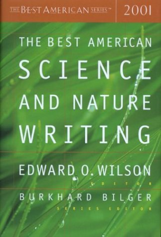 9780618082964: The Best American Science & Nature Writing 2001