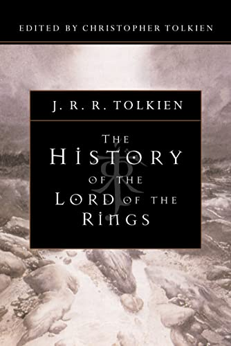 The History of the Lord of the: J.R.R. Tolkien
