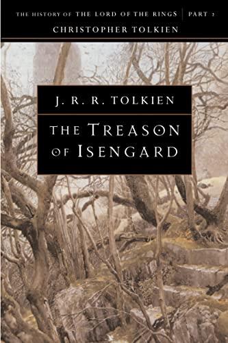 9780618083589: The Treason of Isengard