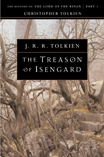 9780618083589: The Treason of Isengard: The History of The Lord of the Rings, Part Two (The History of Middle-Earth, Vol. 7)