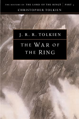 9780618083596: The War of the Ring: The History of the Lord of the Rings, Part Three (The History of the Lord of the Rings, Part 3)
