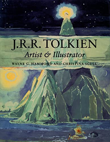 9780618083619: J.R.R. Tolkien: Artist and Illustrator