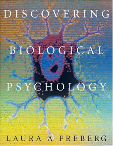 9780618086160: Discovering Biological Psychology