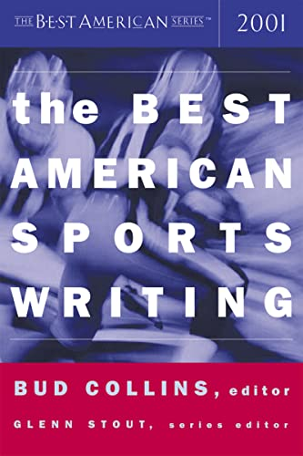 9780618086269: The Best American Sports Writing 2001 (The Best American Series)
