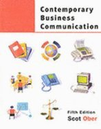 9780618086320: Business Communication With Case Simulation And Business Writer Cd-rom, Thirdand Fourth Editions