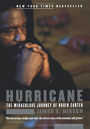 9780618087280: Hurricane: The Miraculous Journey of Rubin Carter