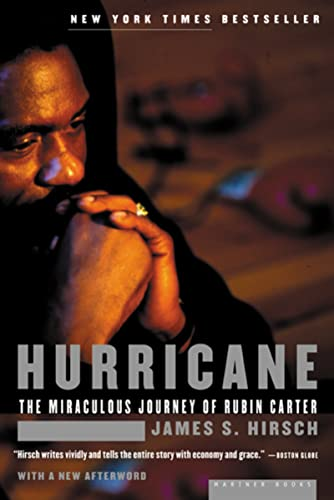9780618087280: Hurricane: The Miraculous Journey of Rubin Carter