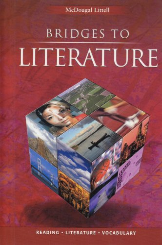 9780618087341: Bridges to Literature, Level 2 (McDougal Littell Language of Literature)