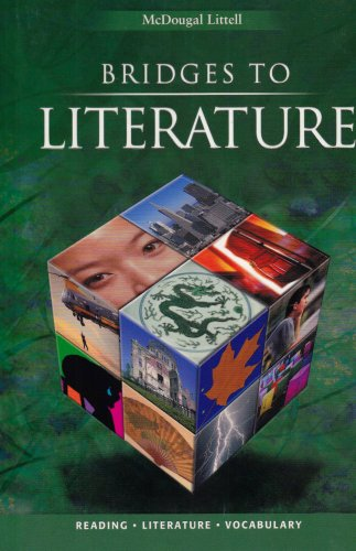 9780618087358: Bridges to Literature, Level 3