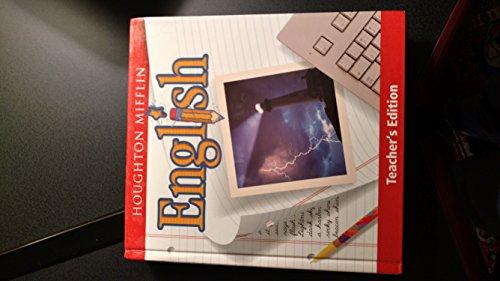 9780618087471: Houghton Mifflin English, Grade 6 (Teacher's Edition)