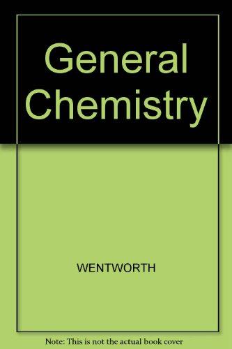 9780618088430: General Chemistry